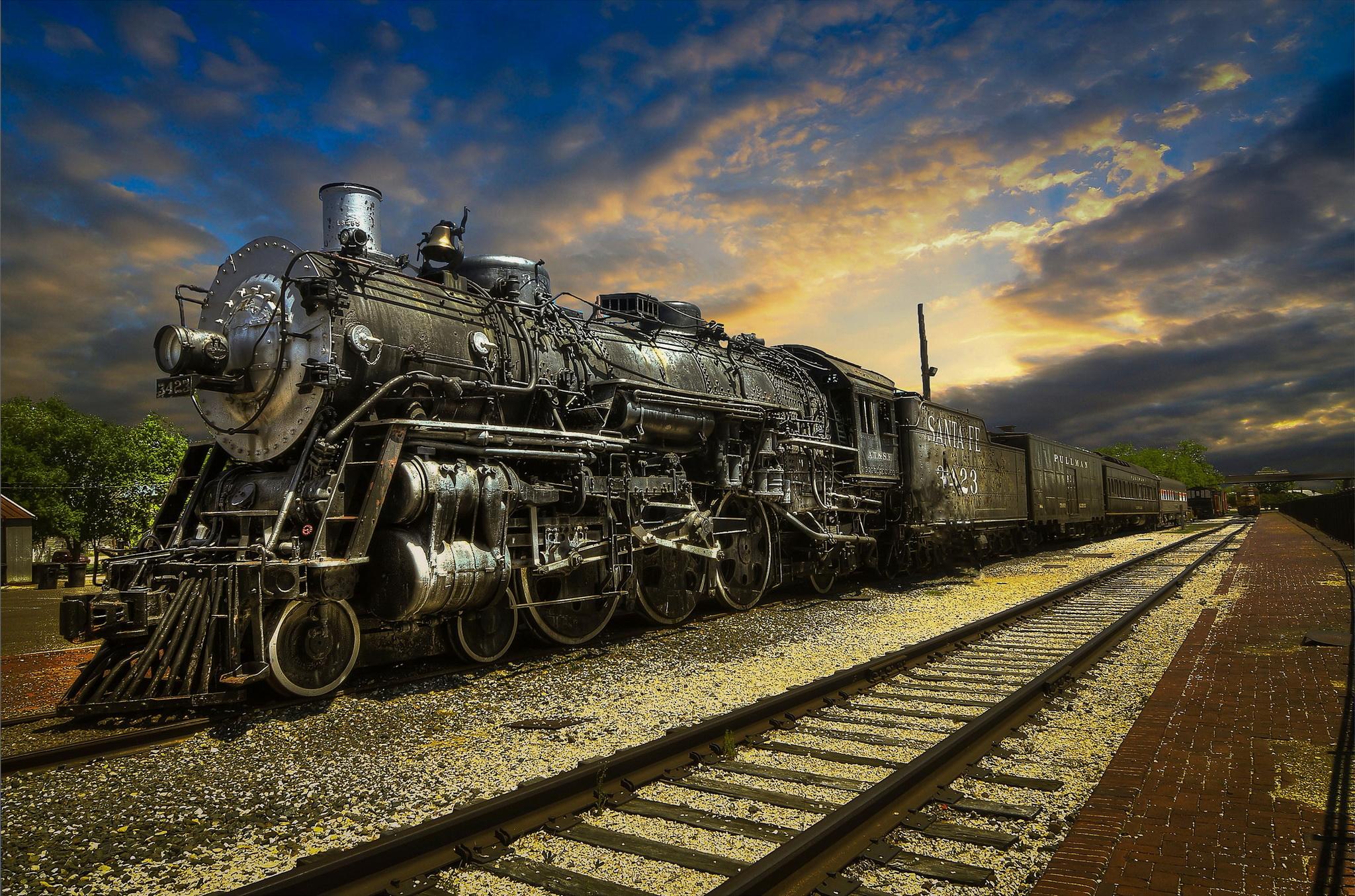 Alegorija vlaka ili o redovništvu