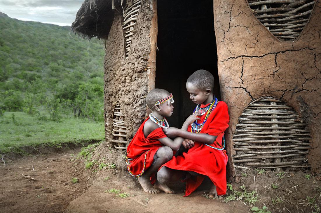 Vjerovanje plemena Masai