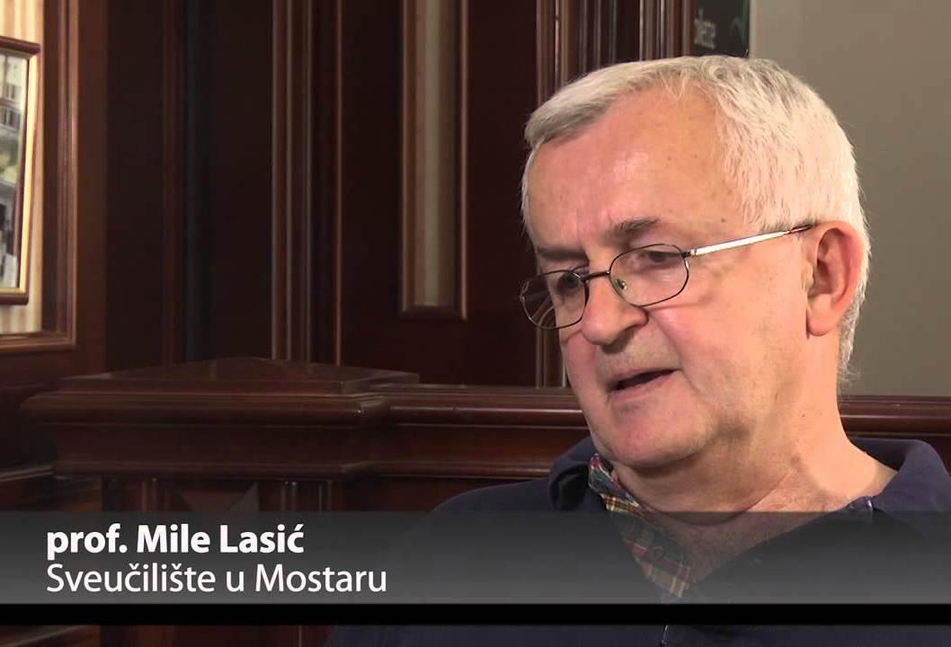 """Mile Lasić: """"Čim ne pristajete na logiku tzv. poželjnog glasa, tretiraju vas sumnjivim ili opasnim"""""""