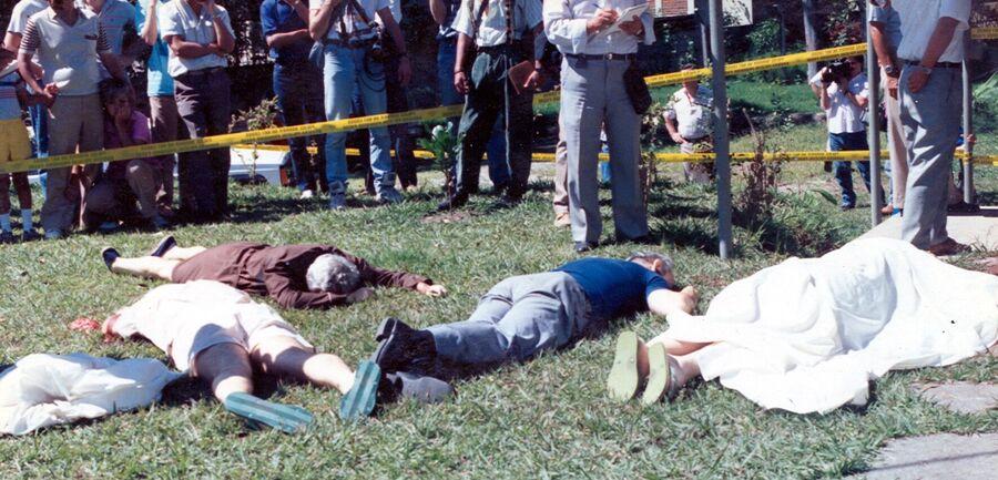 Slučaj ubijenih isusovaca u Salvadoru